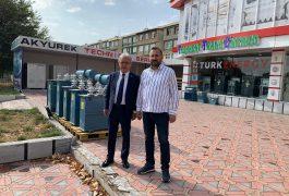Türk Keneşi Özbekistan İş Formu