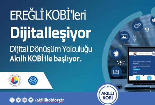 TOBB ve Visa'dan 1,5 milyon KOBİ'ye  Akıllı KOBİ ile Dijital Dönüşüm Daveti