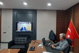 Oda Yönetim Kurulu Başkanımız Mahmut Özkoç;Konya, Karaman, Aksaray il, ilçe Oda ve Borsalar Müşterek Yönetim Kurulu Toplantısına Katıldı…