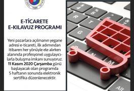 E-Ticarete E-Klavuz Eğitim Programı Hakkında