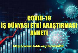 Covıd-19 İş Dünyası Etki Araştırması Anketi