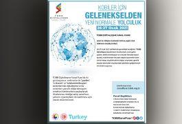 TOBB Dijitalleşme Sanal Fuarı 26 Ocak'ta Başlıyor…
