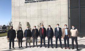 Konya İli Damızlık Sığır Yetiştiricileri Birliği Başkanı Sayın Edip Yıldız'ın Ziyareti