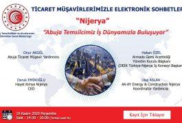 Ticaret Müşavirlikleri İle Elektronik Sohbetler